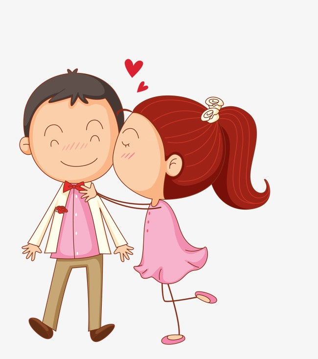 Cartoon couple png images. Anime clipart lover