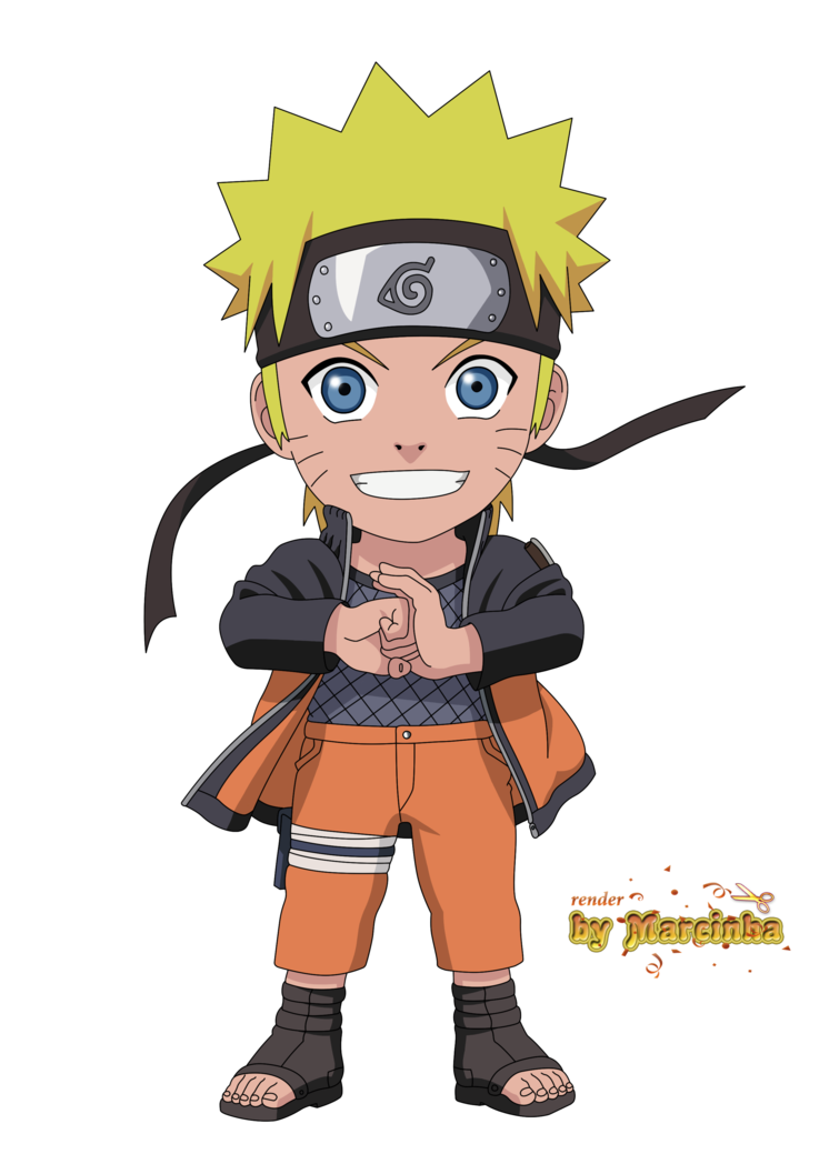 Anime clipart naruto shippuden. Chibi by marcinha on