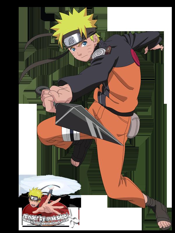 Anime clipart naruto uzumaki. Part ii vs battles