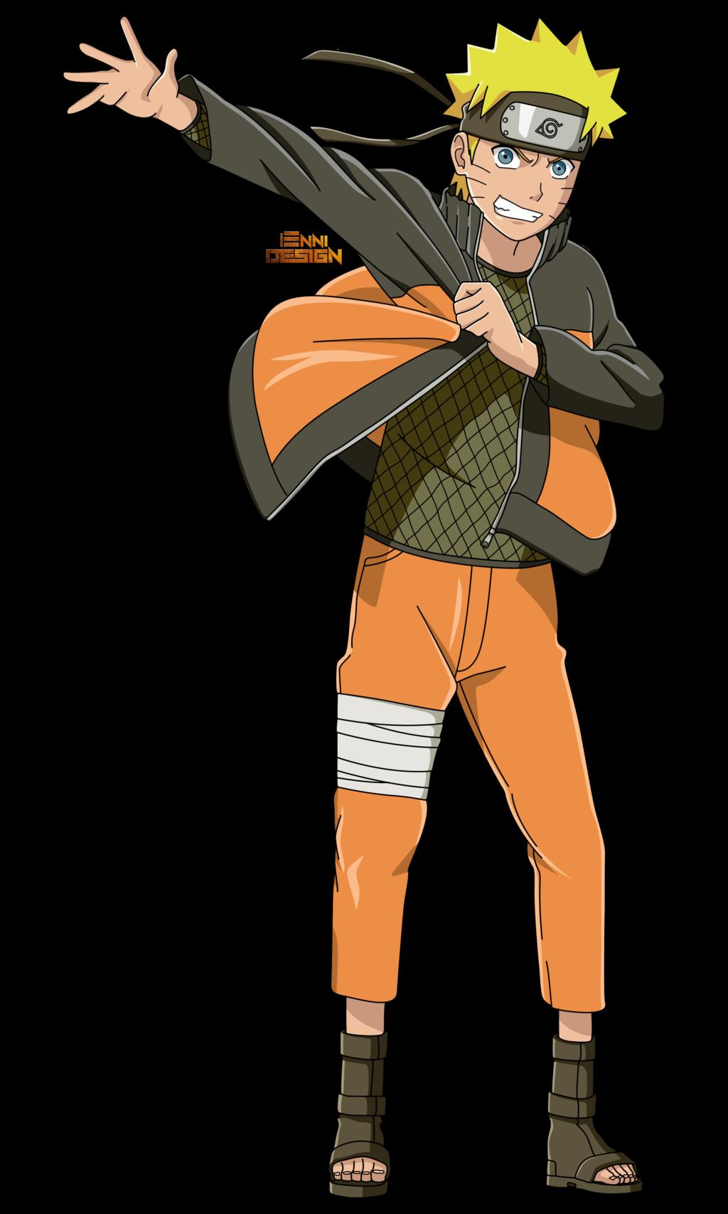 Anime clipart naruto uzumaki. Shippuden by iennidesign on