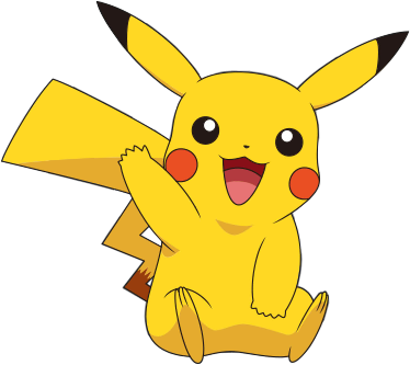Anime clipart pikachu. Images for drawing at