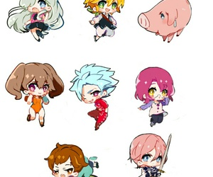 Anime clipart seven deadly sin.  images about the