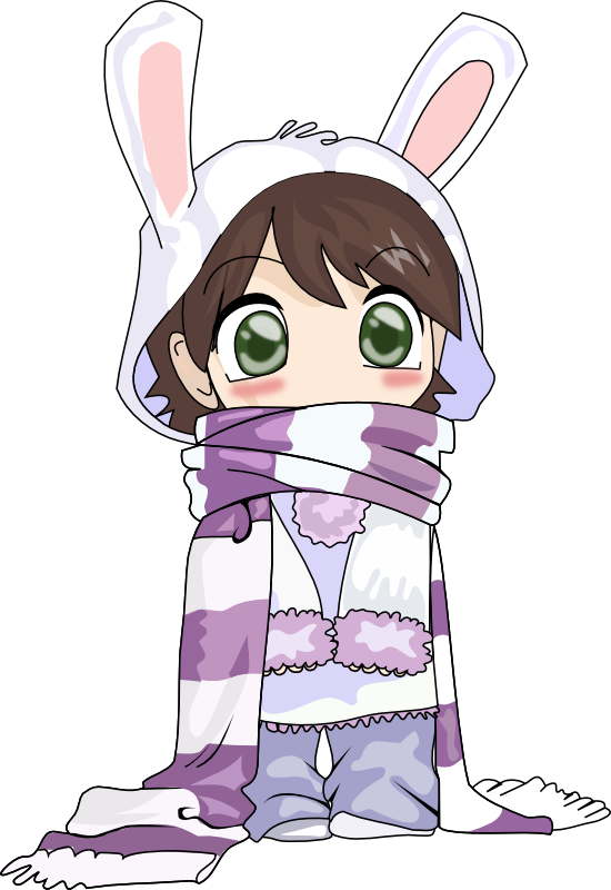 anime clipart small