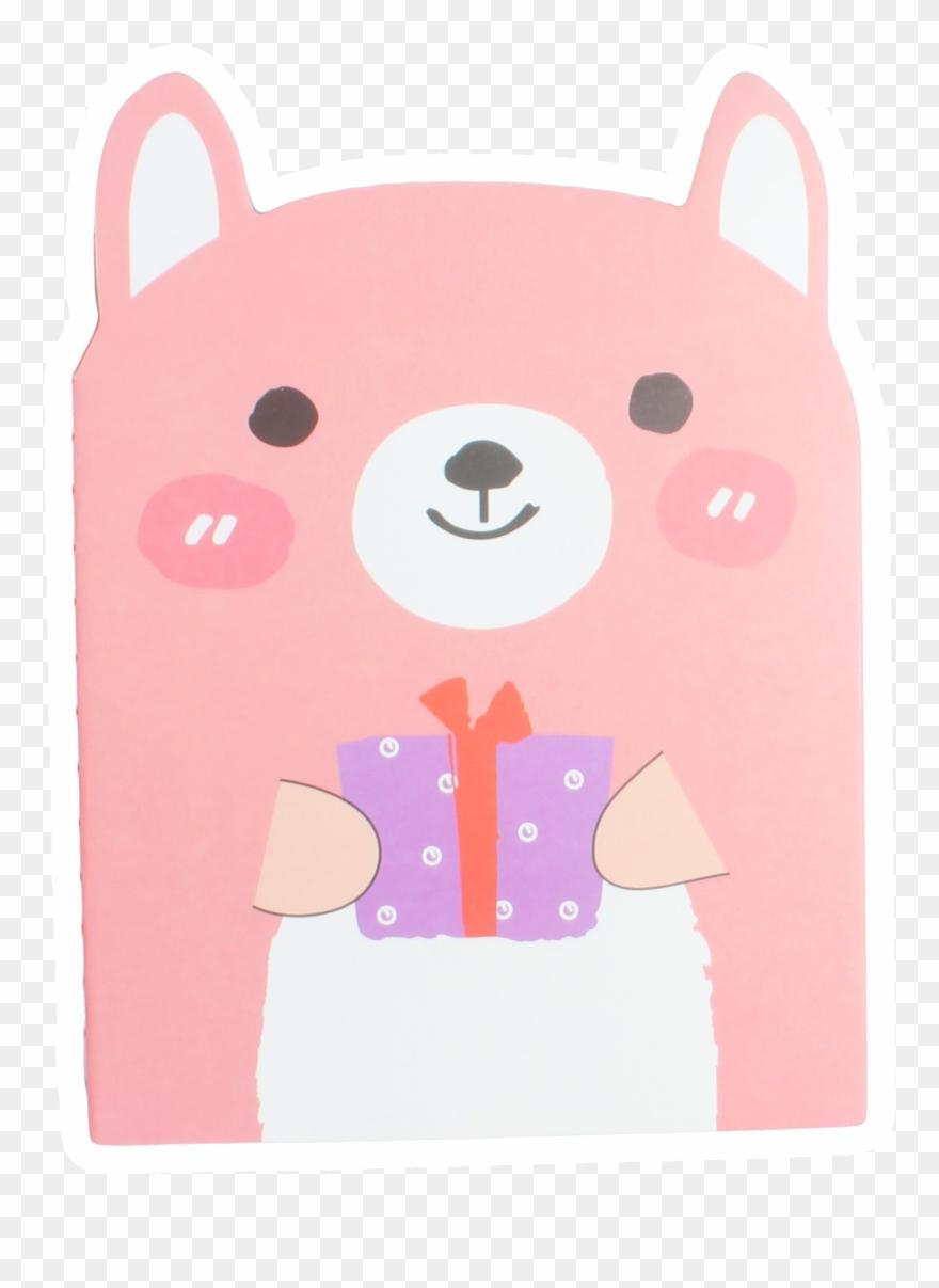Cat kawaii cartoon animal. Anime clipart small
