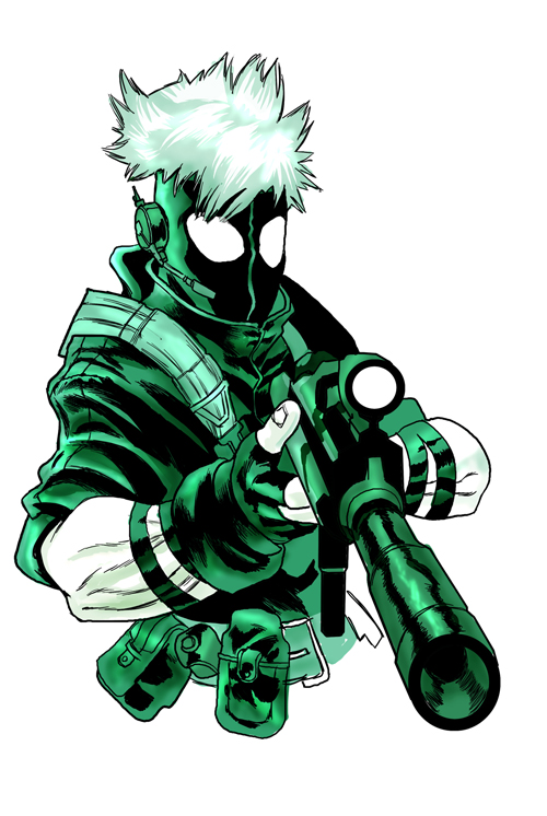 Man free images at. Anime clipart sniper