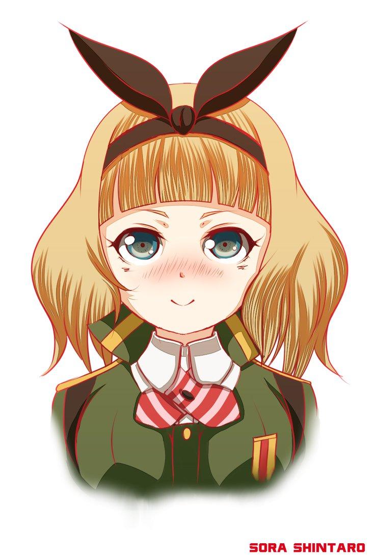 Bunny usagi saionji by. Anime clipart sniper