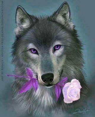 best clip art. Anime clipart wolf