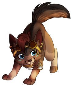Anime clipart wolf. Cute wolves with wings