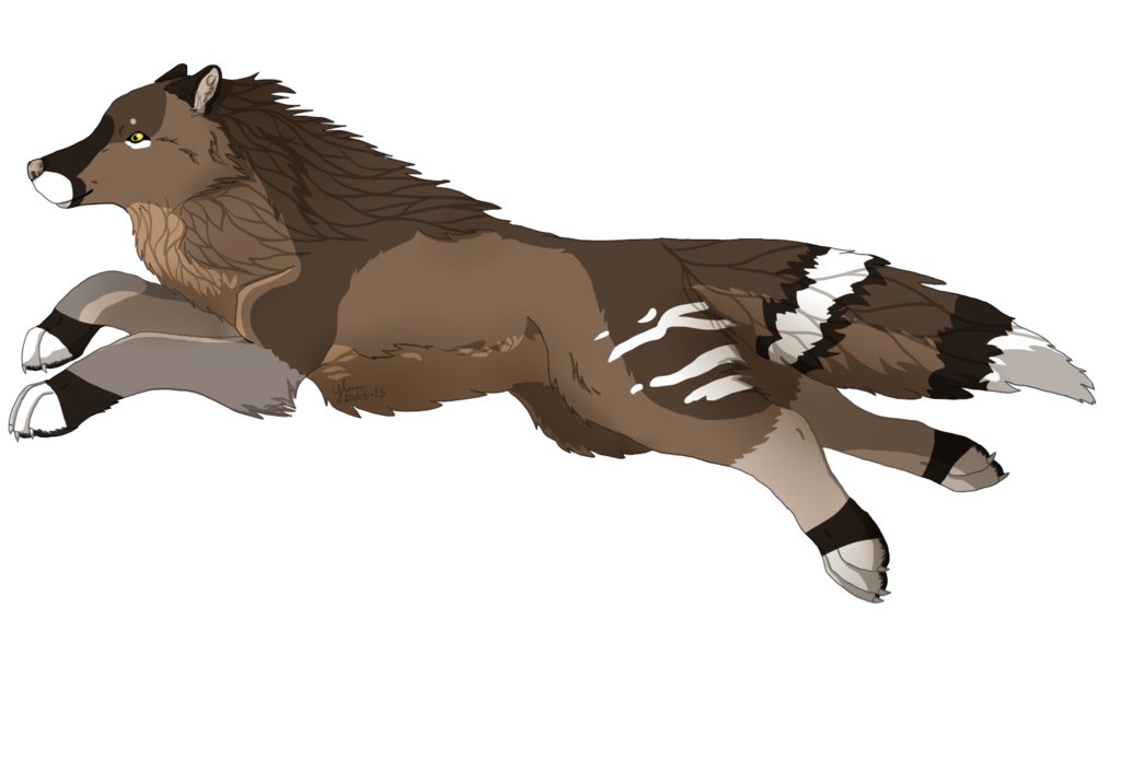 Anime clipart wolf, Anime wolf Transparent FREE for ...