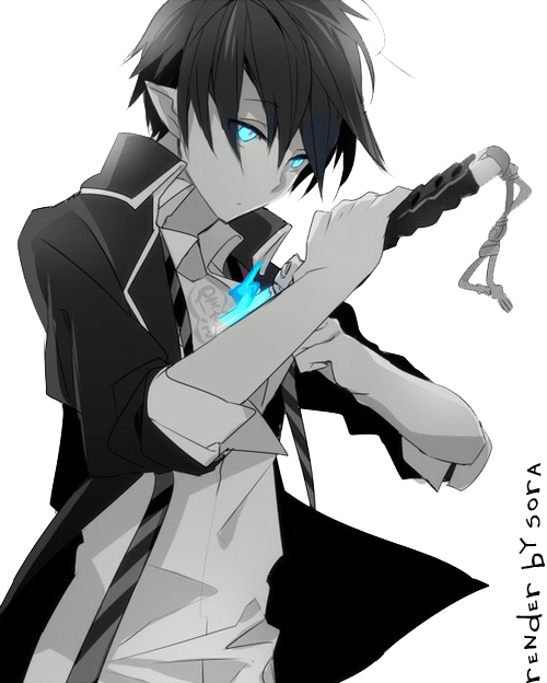 Boy by oanhcena on. Anime png images