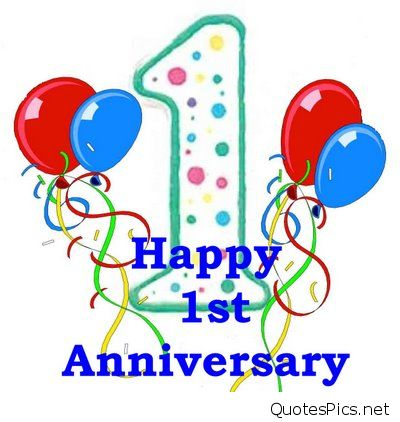 collection of free. Anniversary clipart 1 year