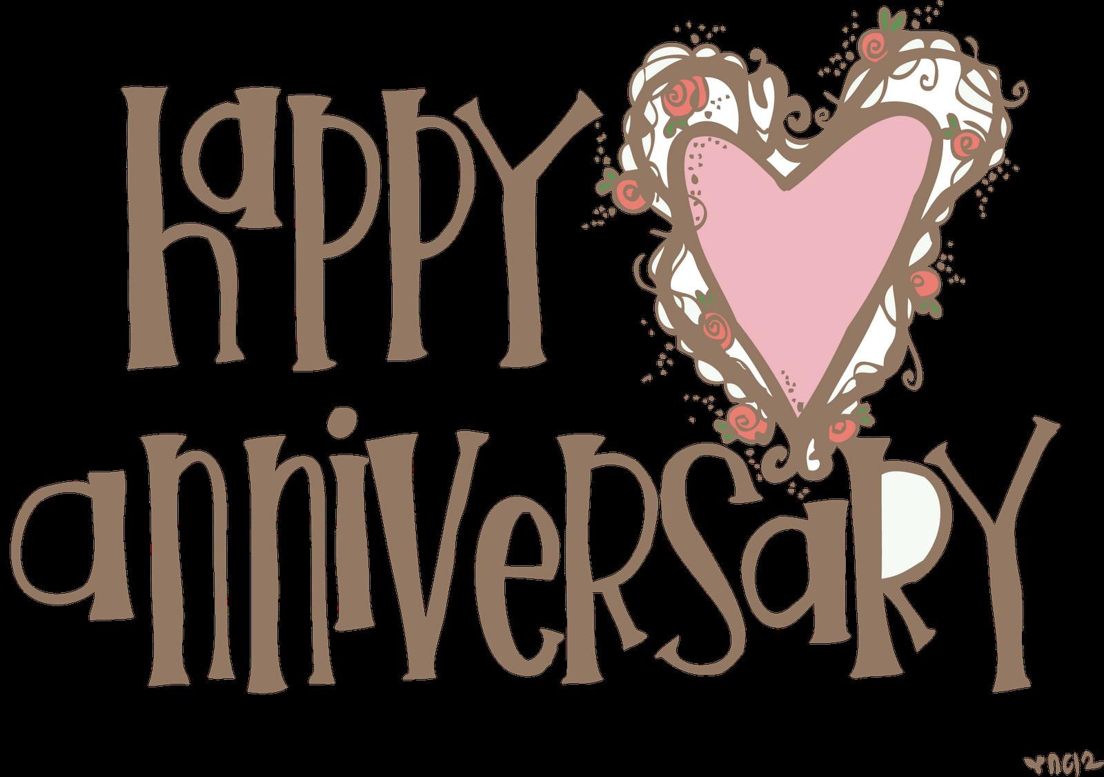 Anniversary clipart. Free happy clip art