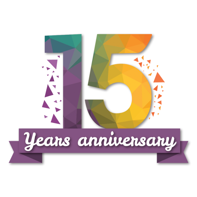 Pos pop graphics ultraplanet. Anniversary clipart 15 year