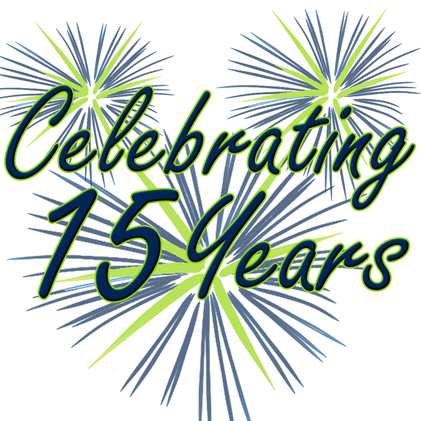 The reading cove book. Anniversary clipart 15 year