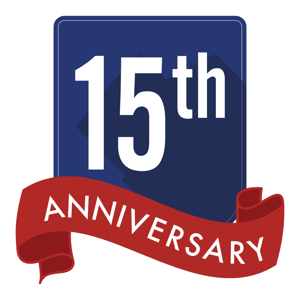th facebook contest. Anniversary clipart 15 year