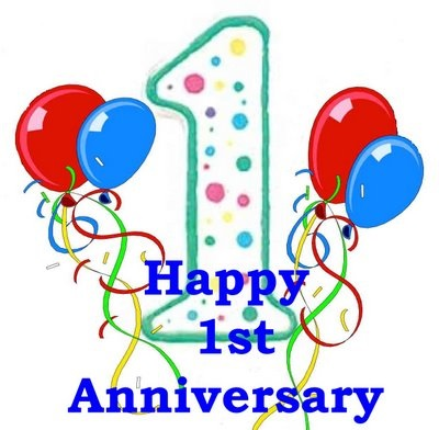 August views downloads file. Anniversary clipart 1st