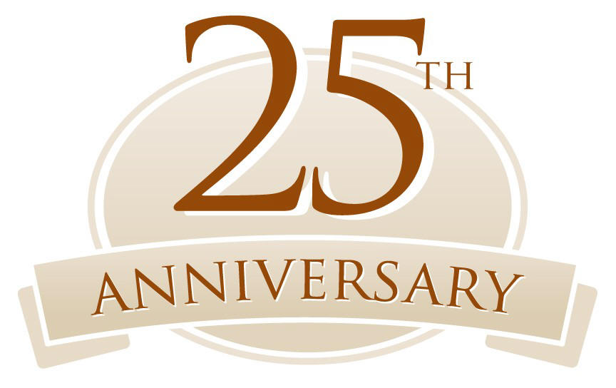 Bombay bistro celebrates th. Anniversary clipart 25 year