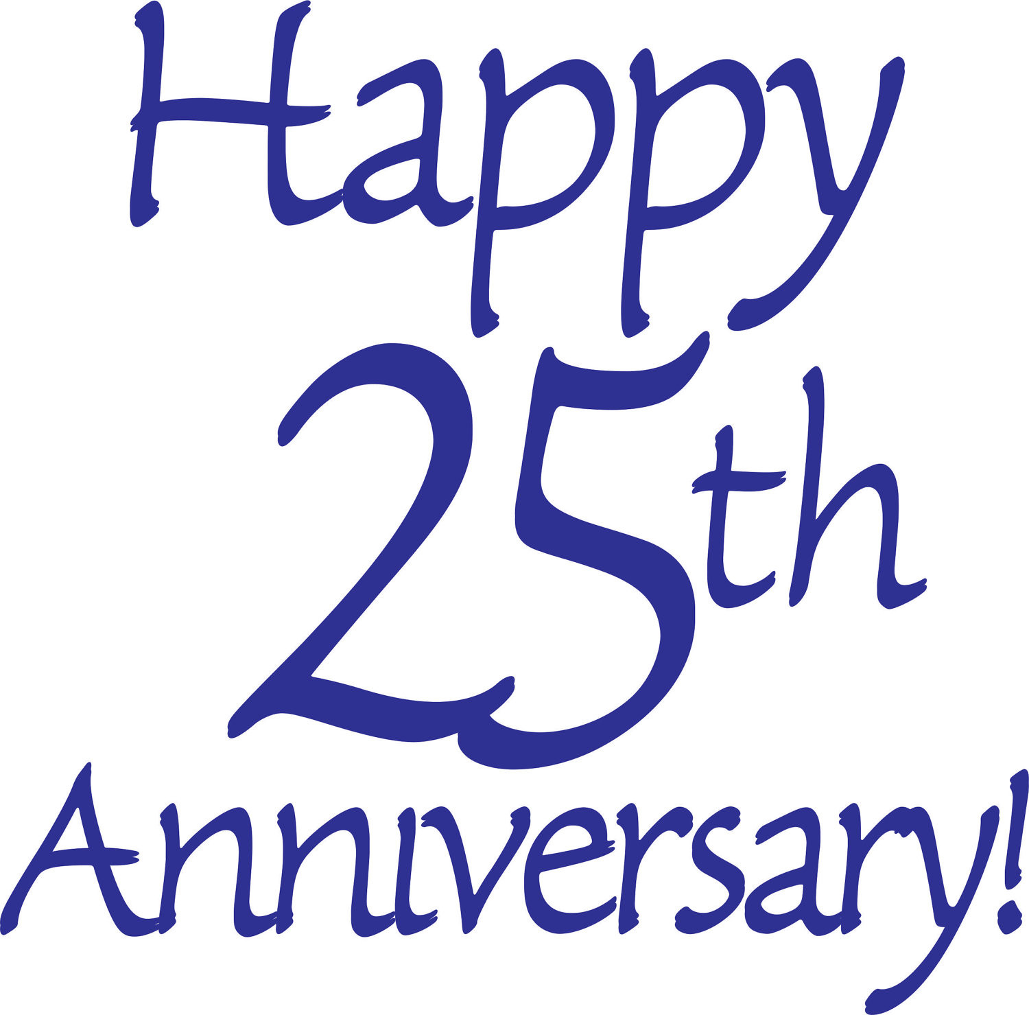 Anniversary clipart 25 year.  wedding cliparts free