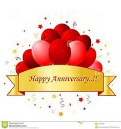 Anniversary clipart 2nd. Cards free card and