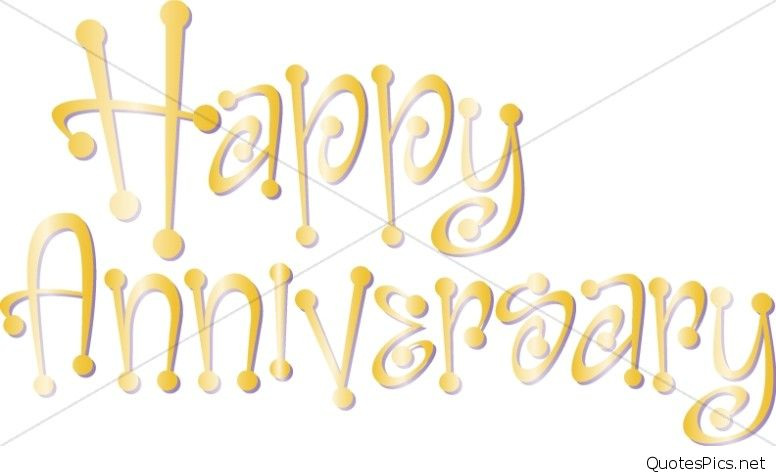 Anniversary clipart 2nd. Happy nd work clip