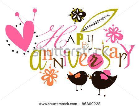 Happy clip art panda. Anniversary clipart 2nd