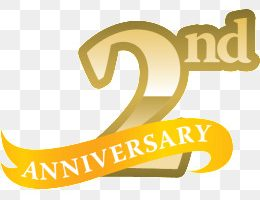 nd portal. Anniversary clipart 2nd