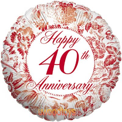 th work best. Anniversary clipart 40 year