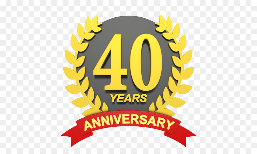 Anniversary clipart 40 year. Wedding clip art png