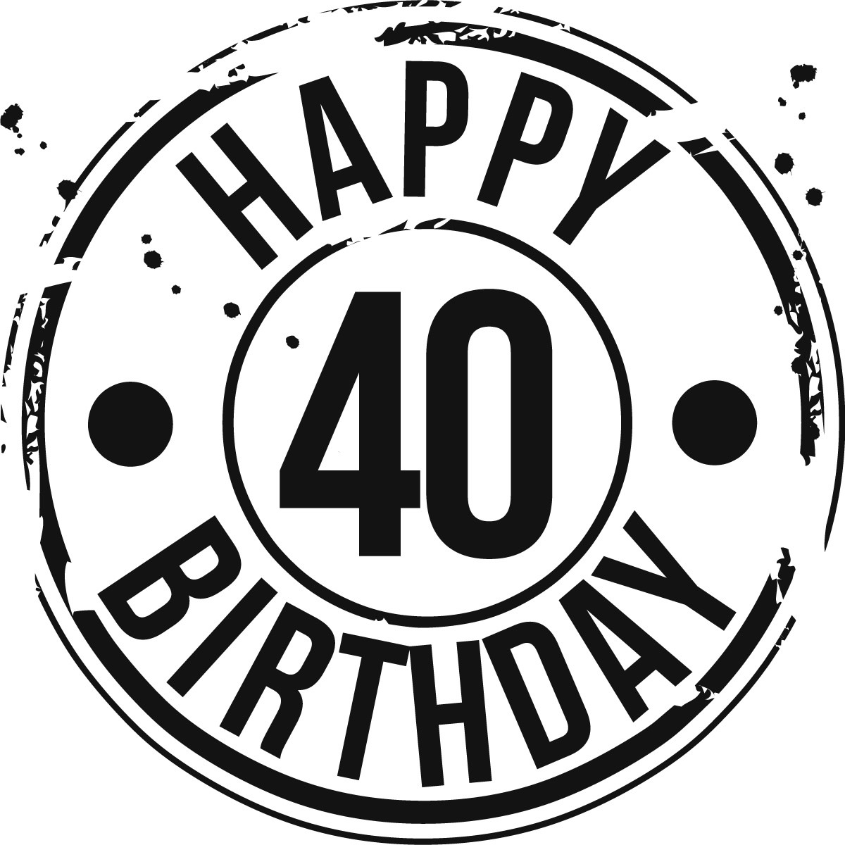 collection of free. Anniversary clipart 40 year
