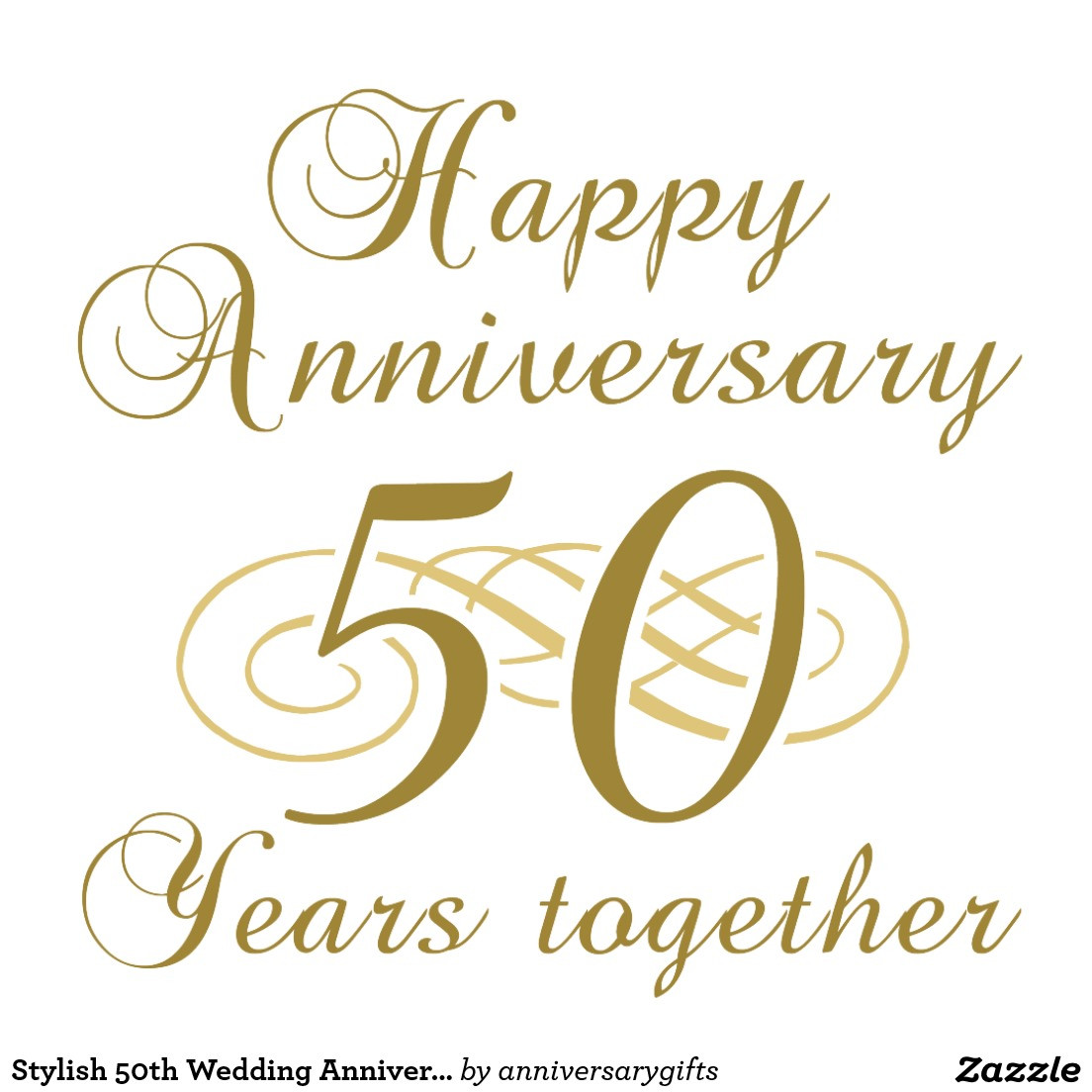 Happy th wedding. Anniversary clipart 50 year