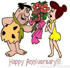 Anniversary clipart april. Happy clip art gif