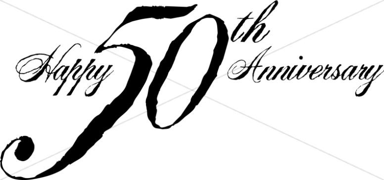 Th wordart christian. Anniversary clipart black and white