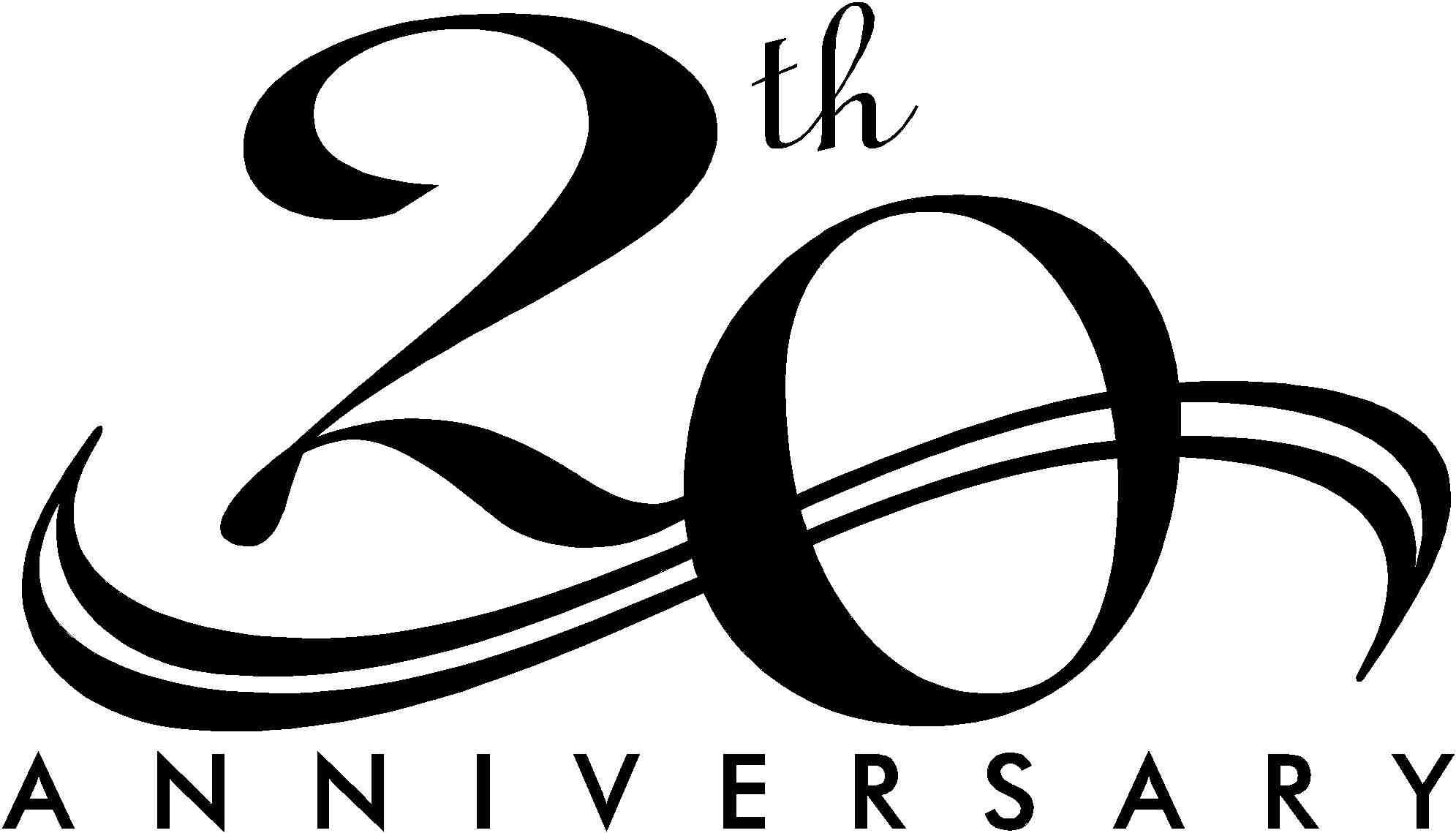 th clip art. Anniversary clipart business