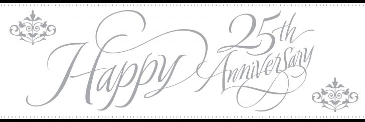 Anniversary clipart calligraphy.  th free download