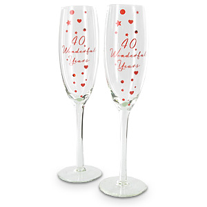 Anniversary clipart champagne glass. Gifts personalised