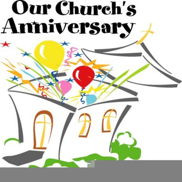 Anniversary clipart church. Happy free images at
