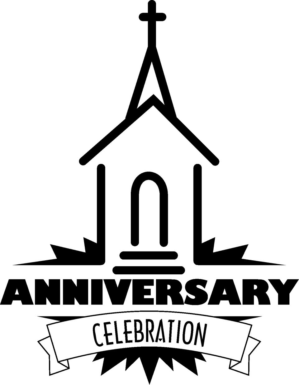 Steeple . Anniversary clipart church