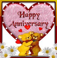 Anniversary clipart cute. Happy clip art gif