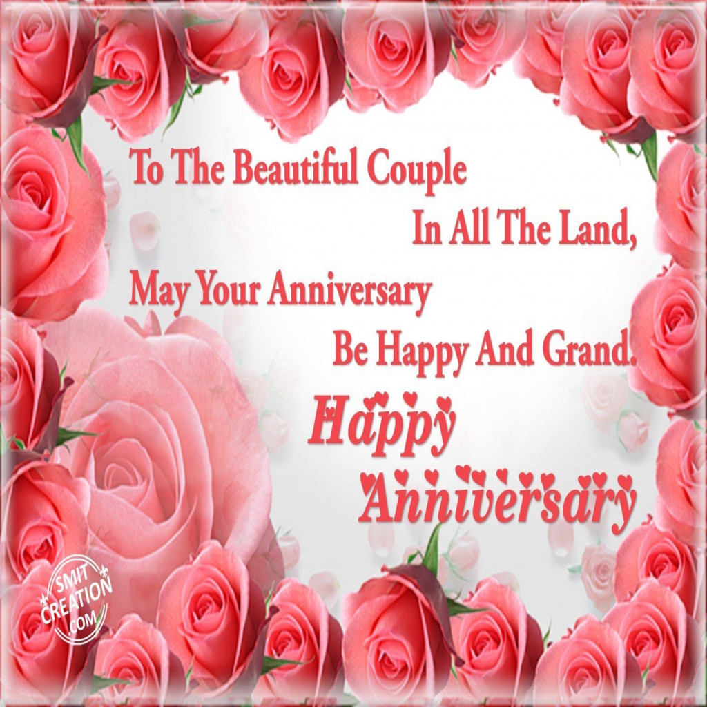 Happy to a the. Anniversary clipart lovely couple