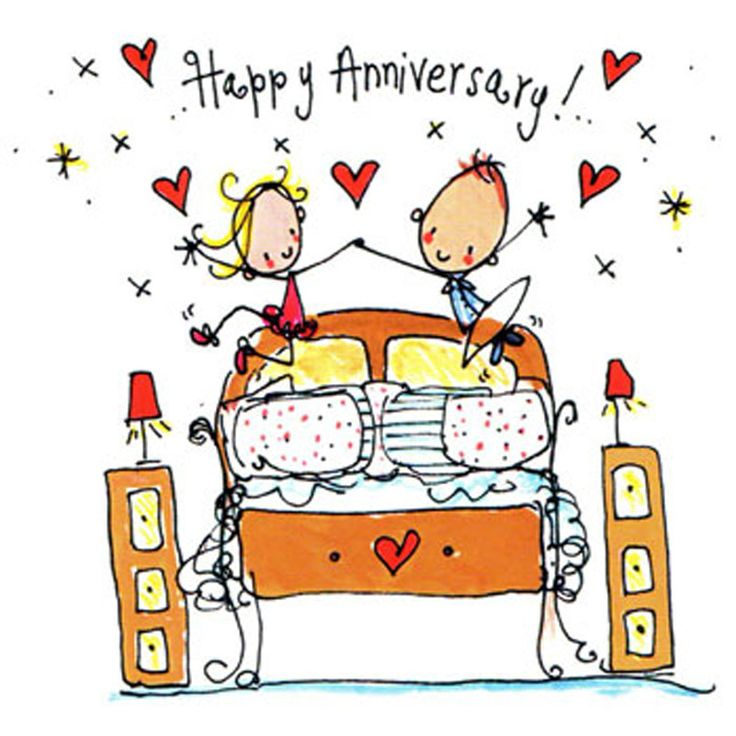 Anniversary clipart lovely couple.  best happy images
