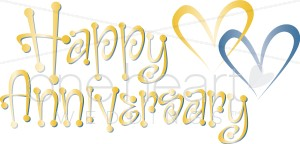 Happy clip art wedding. Anniversary clipart marriage anniversary