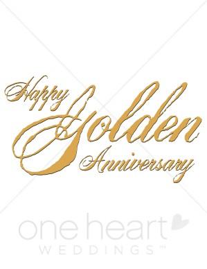 Anniversary clipart marriage anniversary. Golden wedding