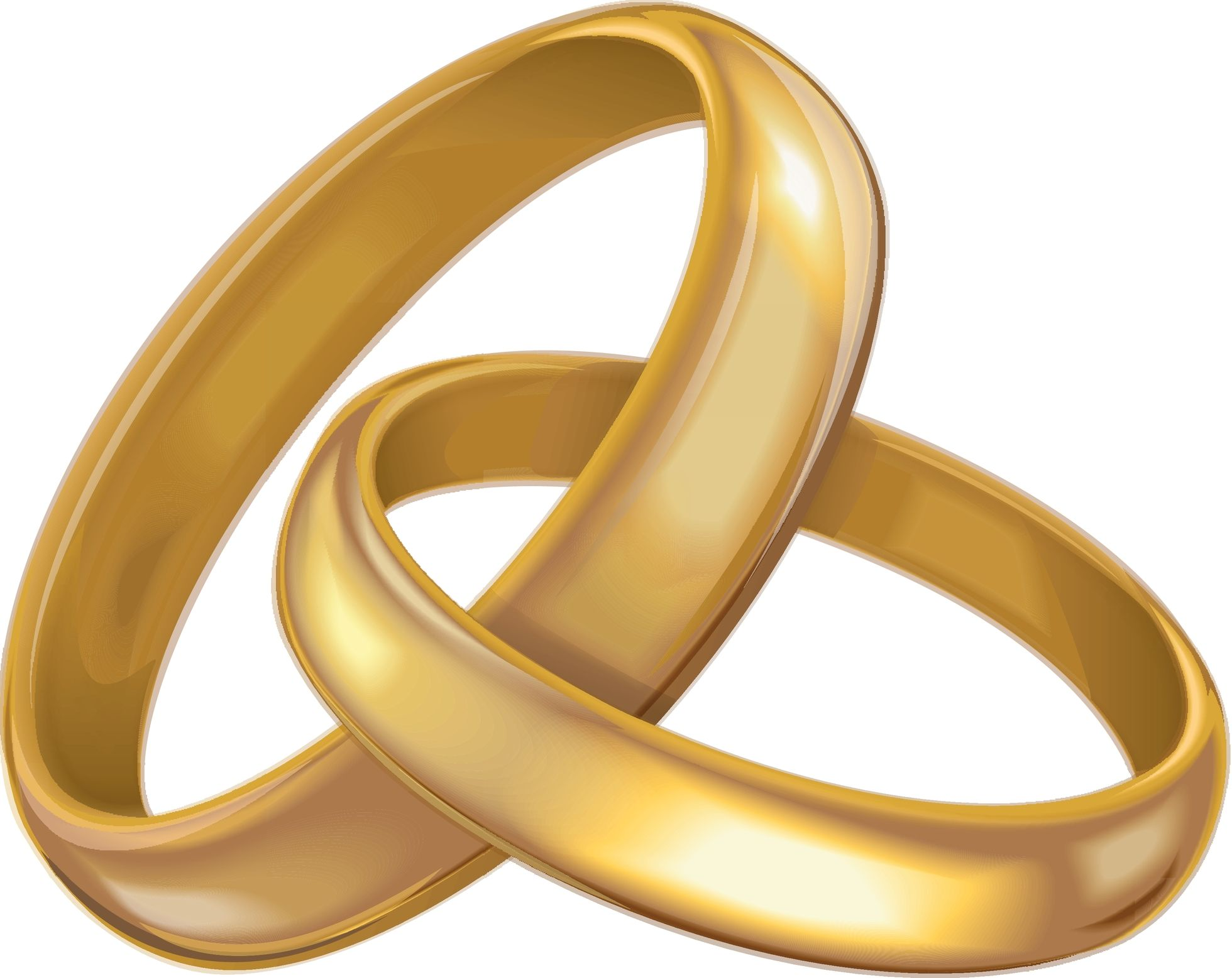 Anniversary clipart married. Wedding rings the cliparts