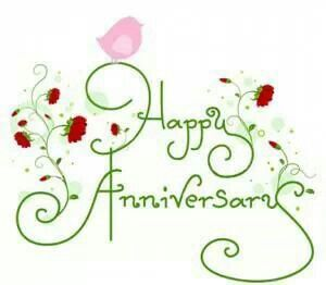 Anniversary clipart may.  best till death