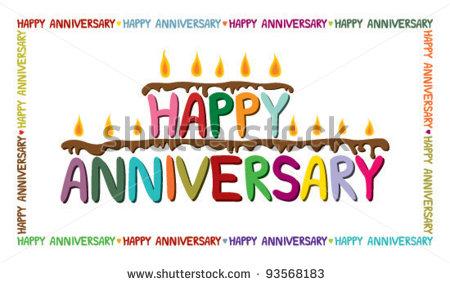 Happy work clip art. Anniversary clipart office