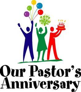 Anniversary clipart pastor. Free cliparts download clip