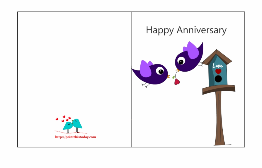 Anniversary clipart printable. Free cards to print