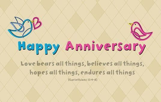 Pin on well said. Anniversary clipart religious