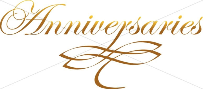 Christian graphic elegant and. Anniversary clipart religious