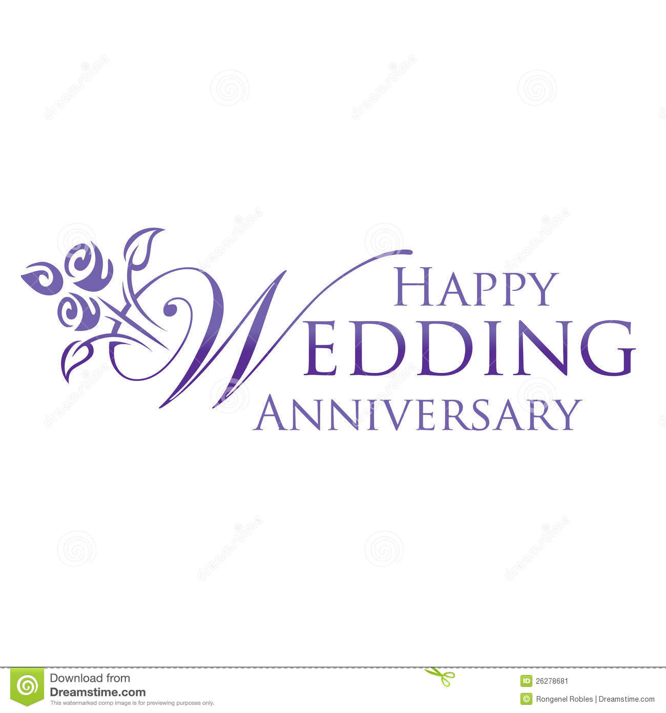 Anniversary clipart wedding anniversary.  th collection better